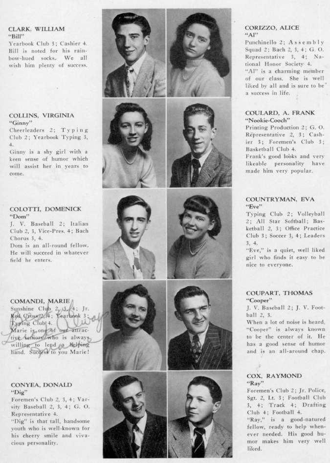 1948 NFA Yearbook
