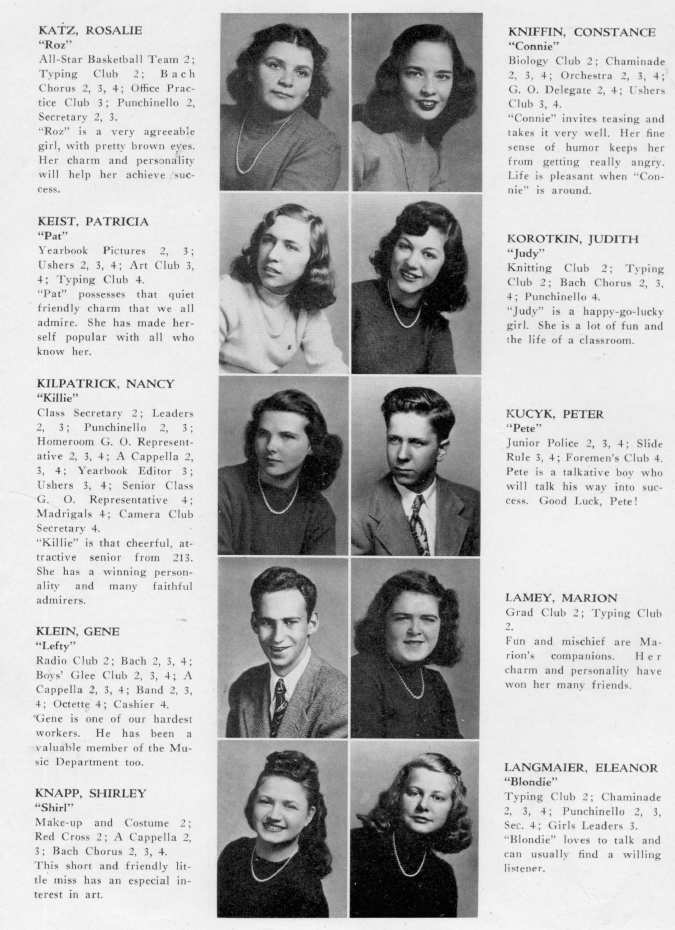 1948 NFA Yearbook