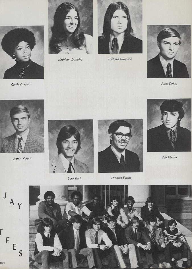 1973 nfa yearbook