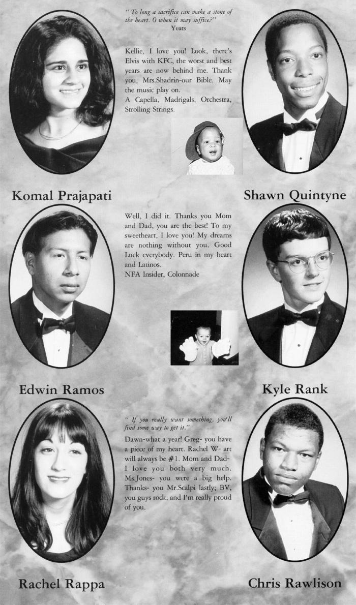 1997 NFA Yearbook